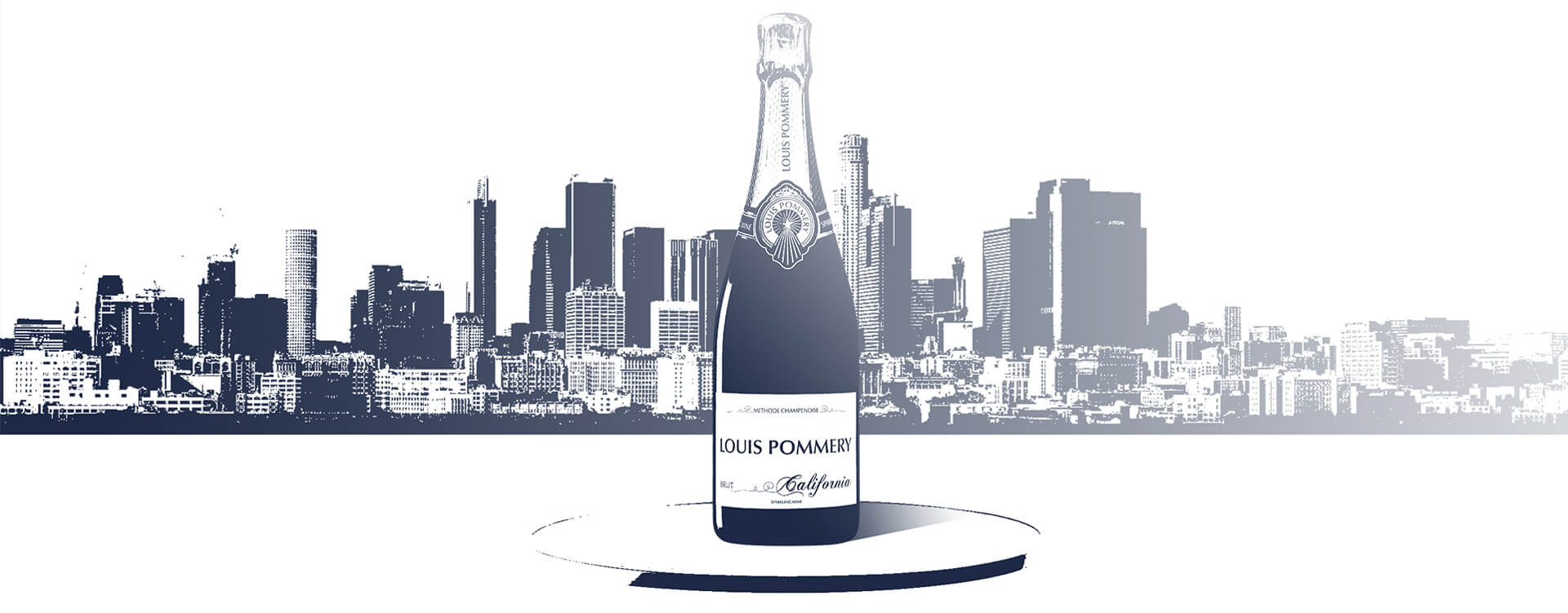 Sparkling Wine Louis Pommery
